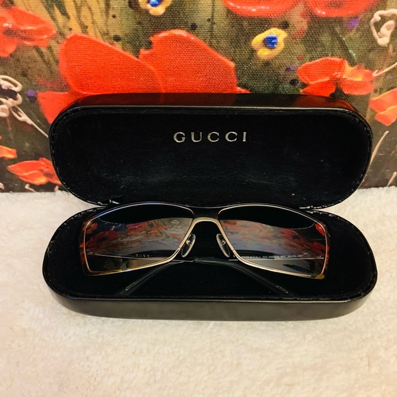 Authentic vintage Gucci shades